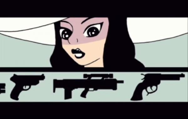 "Minuit ""I Hate Guns"""