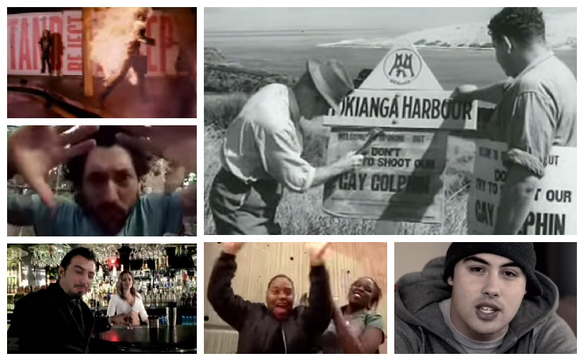 February 2006: Blindspott, Chong Nee, Cobra Khan, Don McGlashan, Frontline