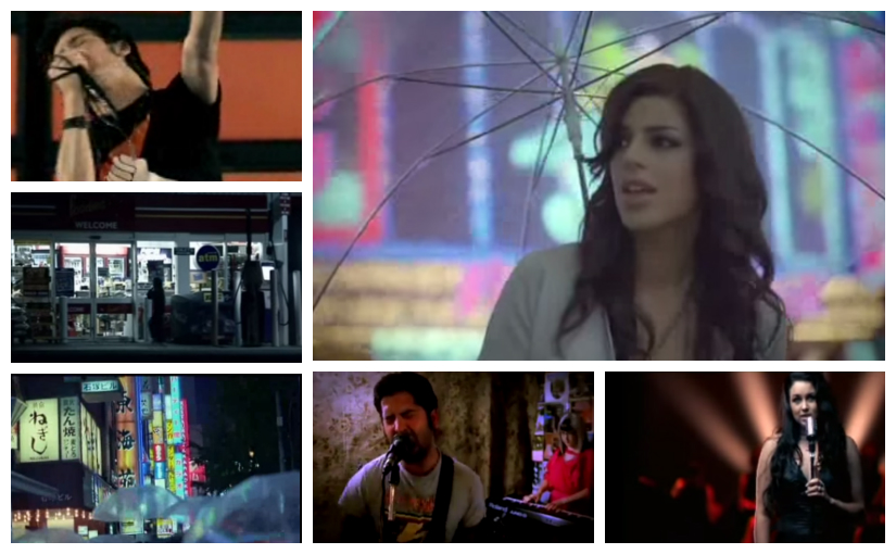 October 2006: 5Star Fallout, Annabel Fay, Bleeders, Brooke Fraser, Cobra Khan