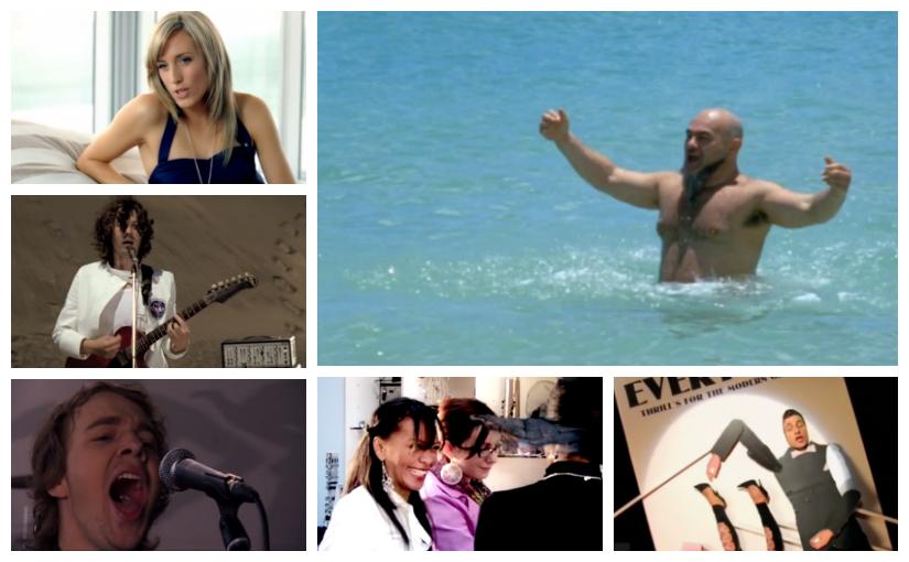 February 2007: Gasoline Cowboy, Haylee Fisher, Inverse Order, Katchafire, Madam Parker, Odessa