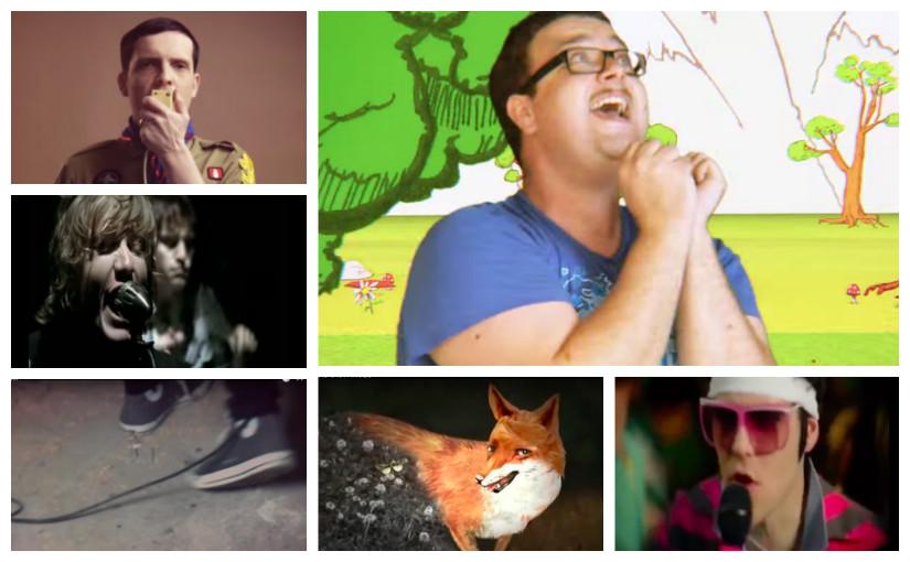 June 2008: Connan Mockasin, Die! Die! Die!, Disasteradio, Elemeno P, Elston Gun, False Start, Fur Patrol