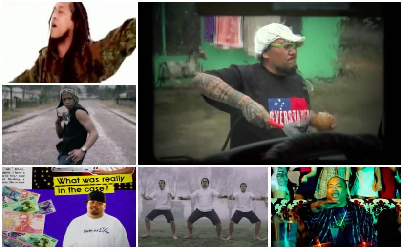 April 2009: PNC, Savage, Smashproof, Sweet & Irie, Tha Feelstyle, The Checks