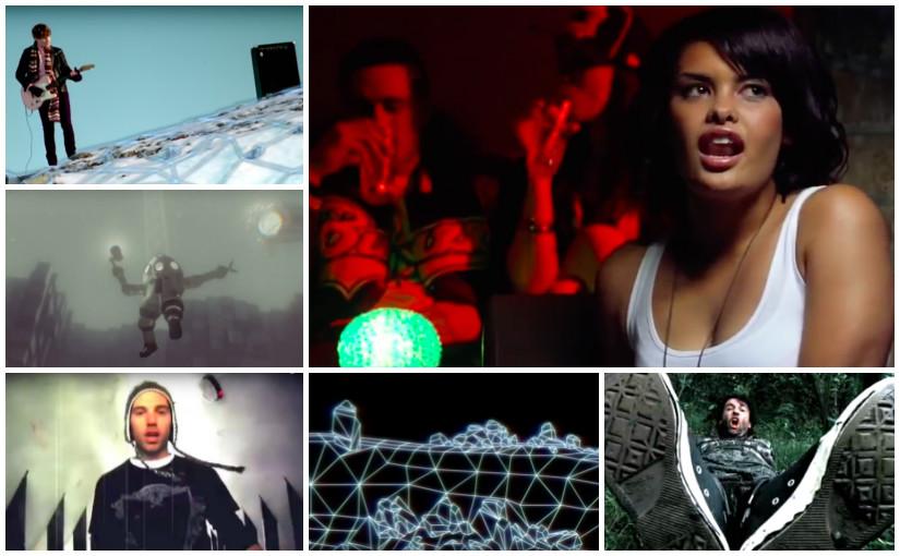February 2009: Deja Voodoo, Dictaphone Blues, Dimmer, Erakah, Fur Patrol, I Am Giant