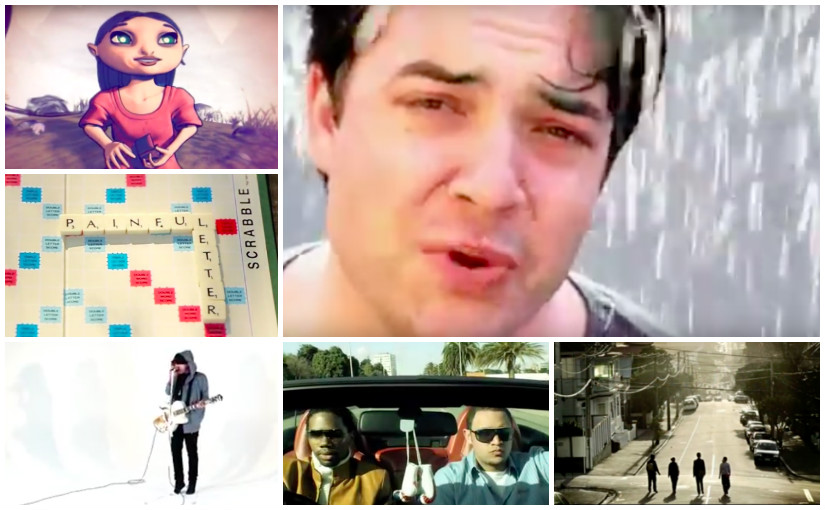 June 2009: Like You Crazy, Minuit, Motocade, One-Two, Over The Atlantic, Rhian Sheehan
